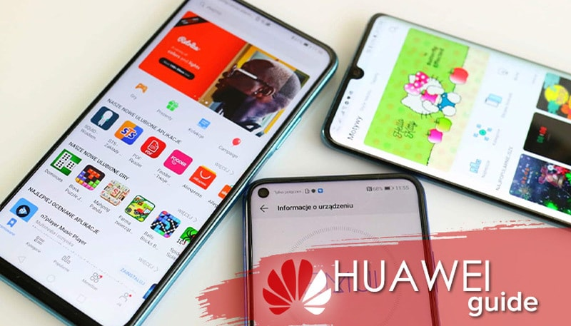 huawei mobile services 4pda